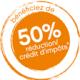 Réduct - Crédit 50 %